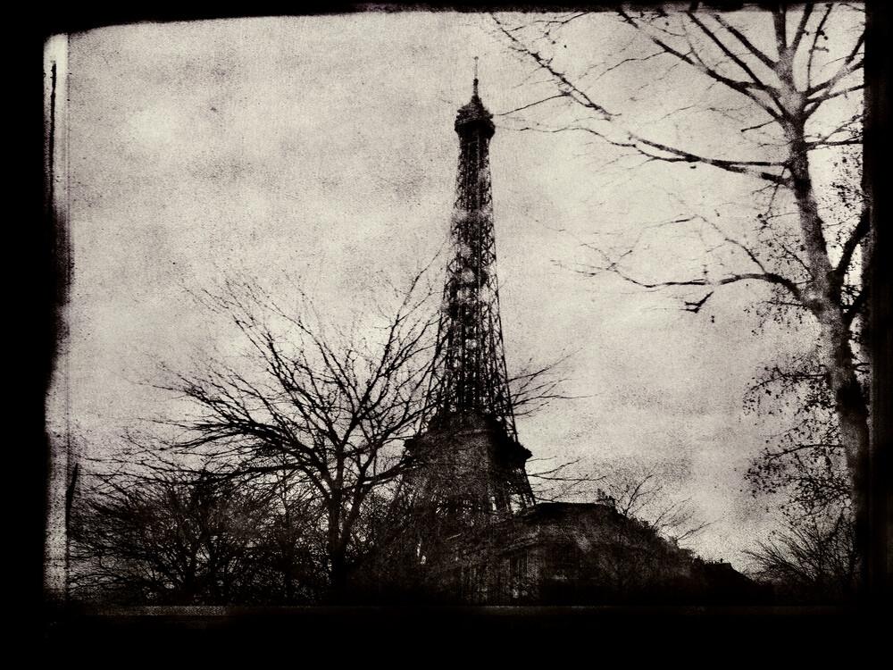Tour Eiffel - fotokunst von Sophie Etchart