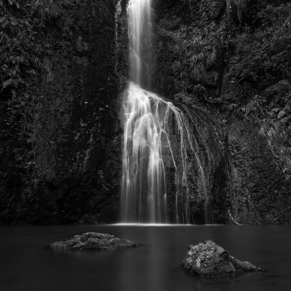Kitekite Falls - fotokunst von Christian Janik