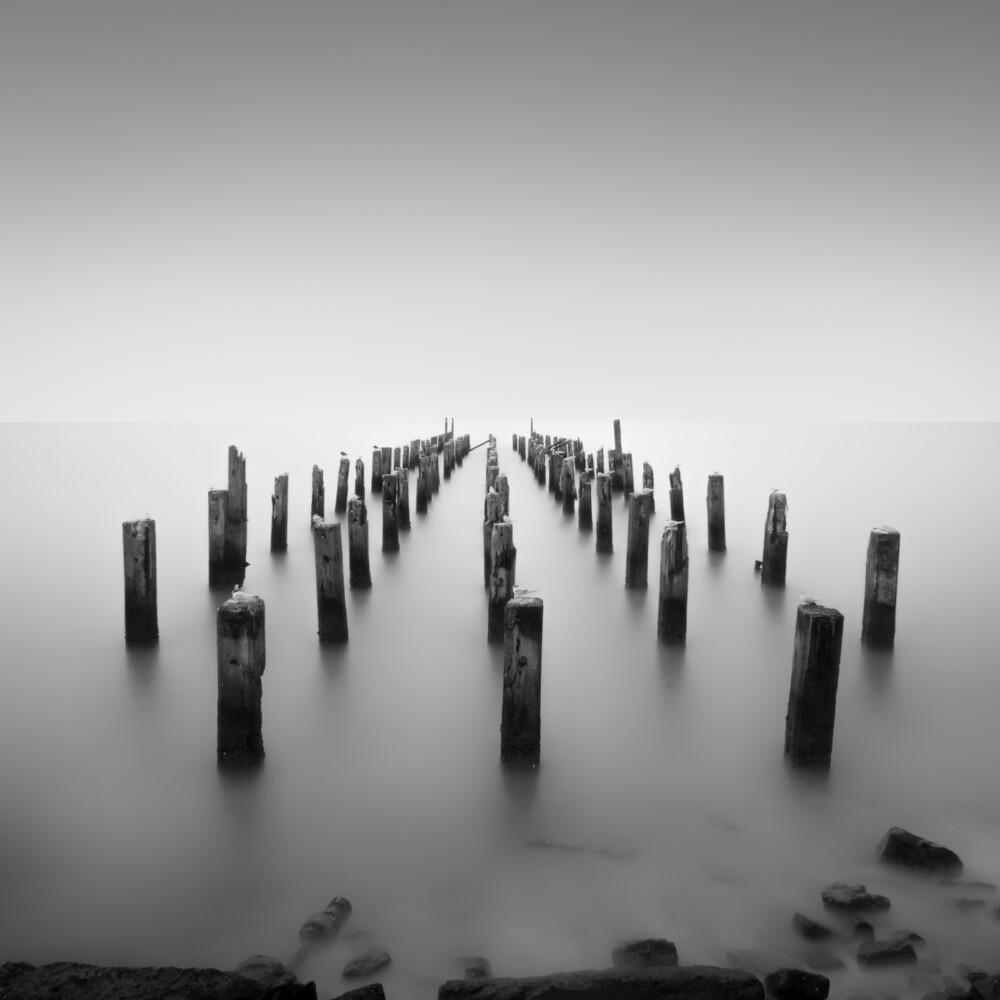 Der Kai - fotokunst von Christian Janik