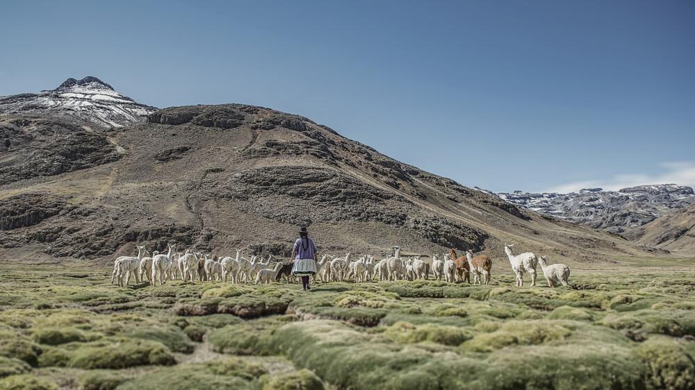 Peru nostalgic - Fineart photography by Brian Decrop