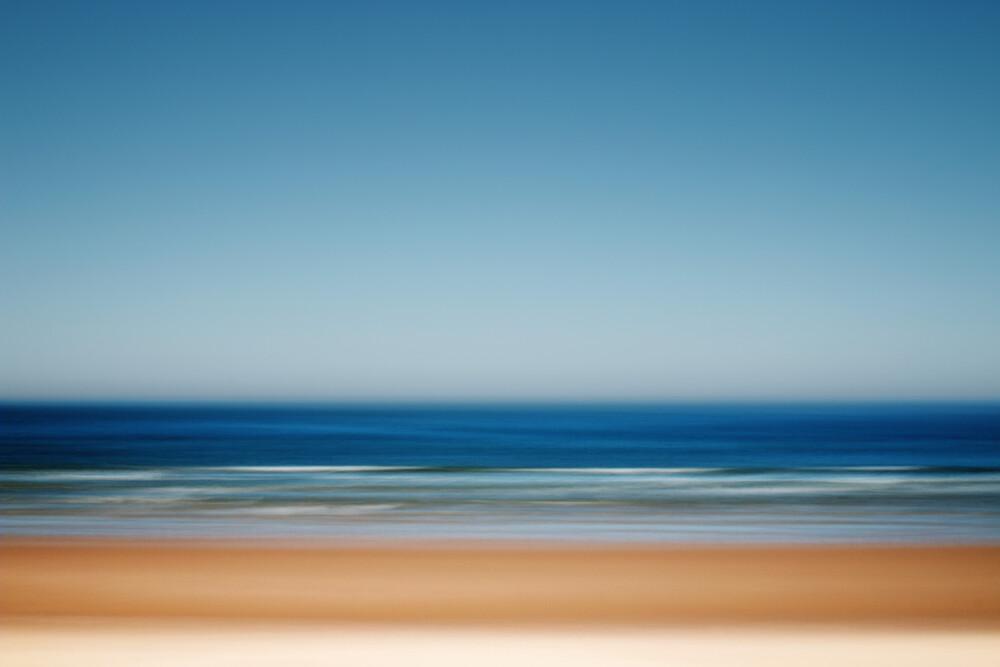 Sommerstrand - fotokunst von Manuela Deigert