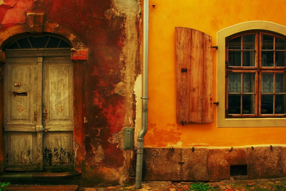 Bautzen 1 - fotokunst von Dirk Fricke