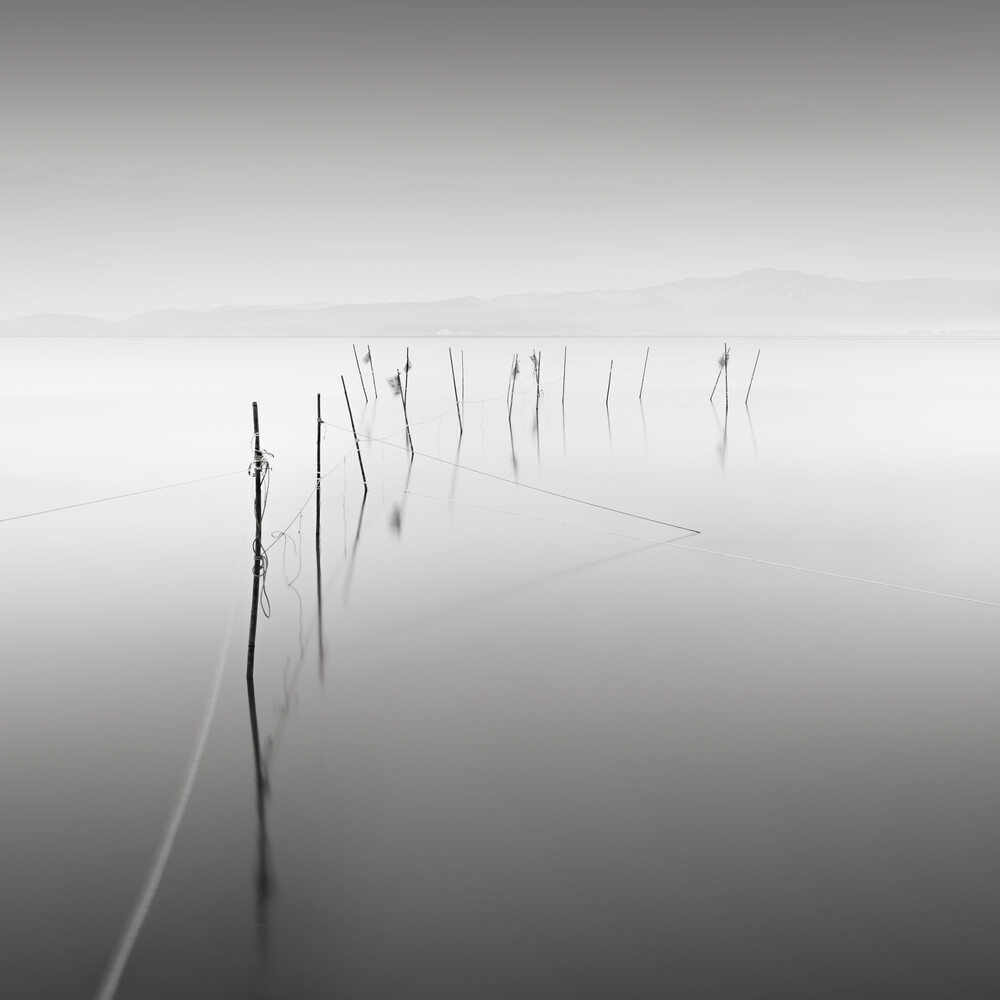 Fish trap - fotokunst von Ronny Behnert