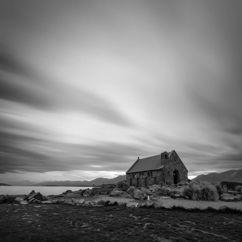 CHURCH OF GOOD SHEPHERD - Fineart photography by Christian Janik
