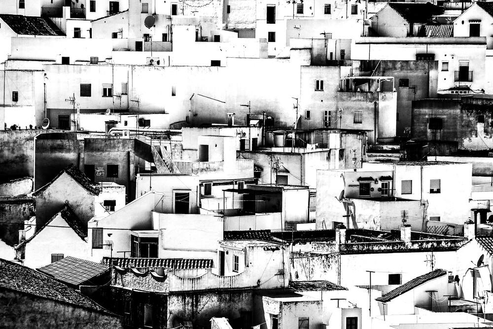 Andalusisches Dorf - fotokunst von Manfred Just