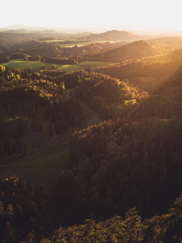 Catch The Light - fotokunst von Gergo Kazsimer