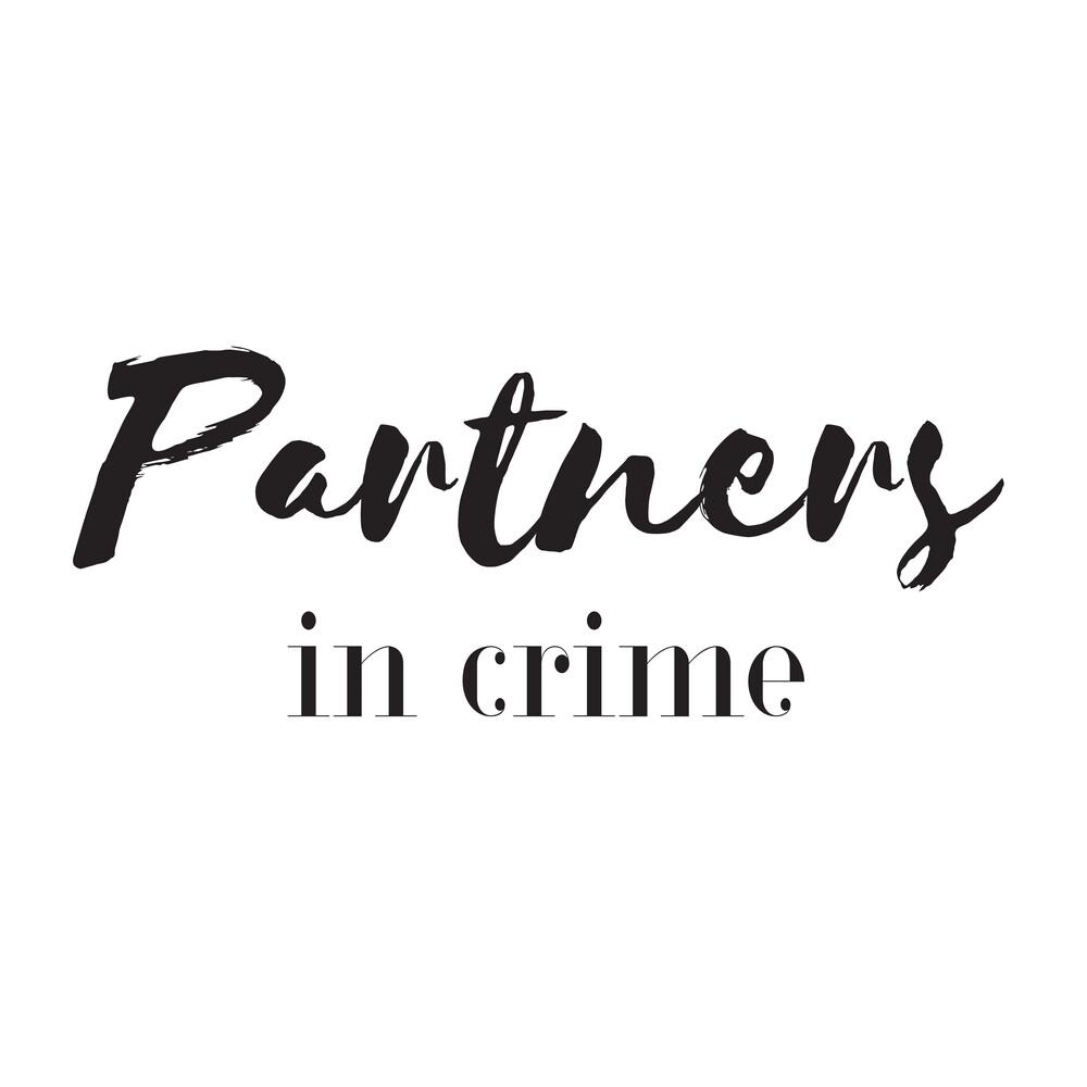 Partners in crime - fotokunst von Sabrina Ziegenhorn