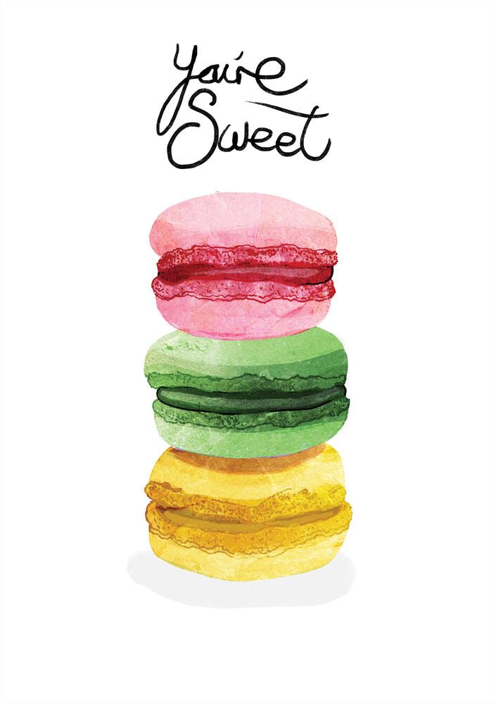 You're Sweet - fotokunst von Katherine Blower