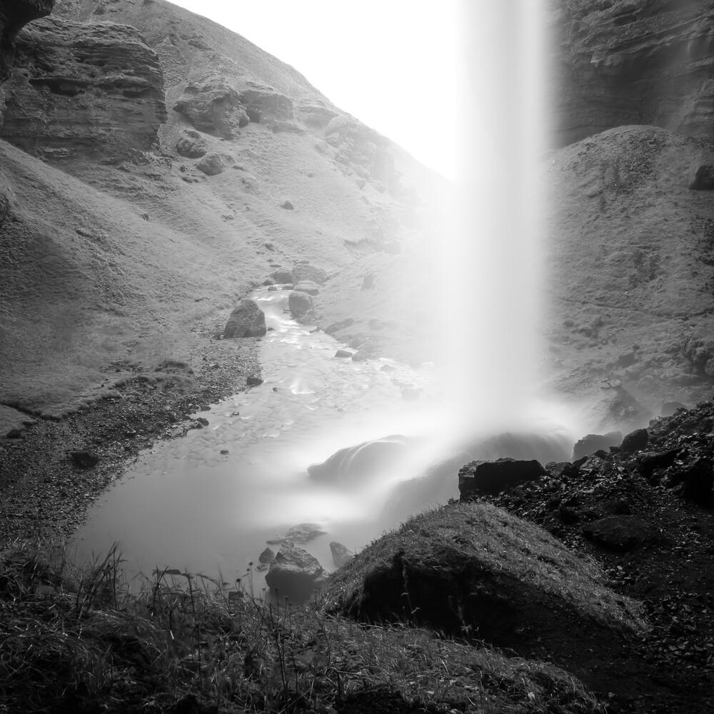 KVERNUFOSS - fotokunst von Christian Janik