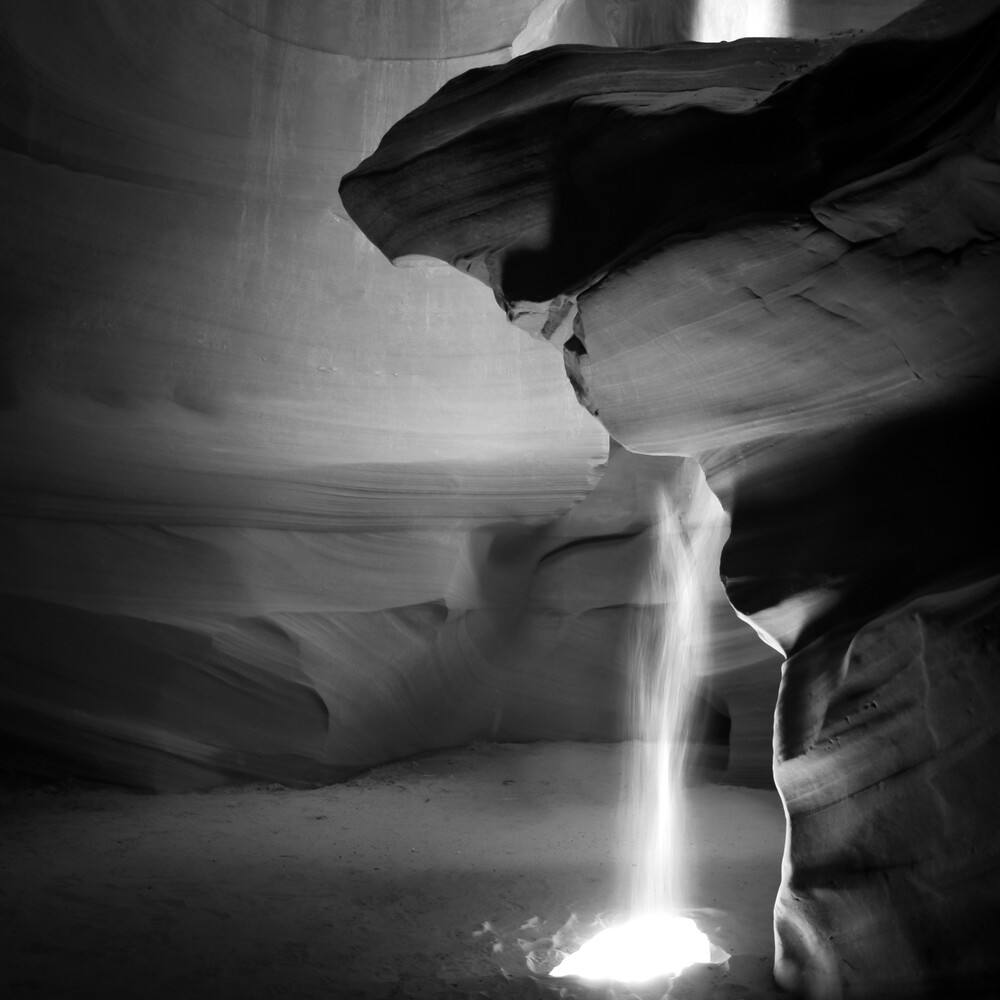 ANTELOPE CANYON - fotokunst von Christian Janik
