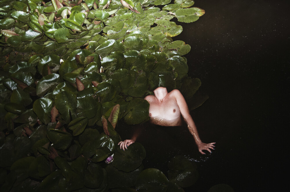 This is Not what You Think it Is - Fineart photography by Linas Vaitonis