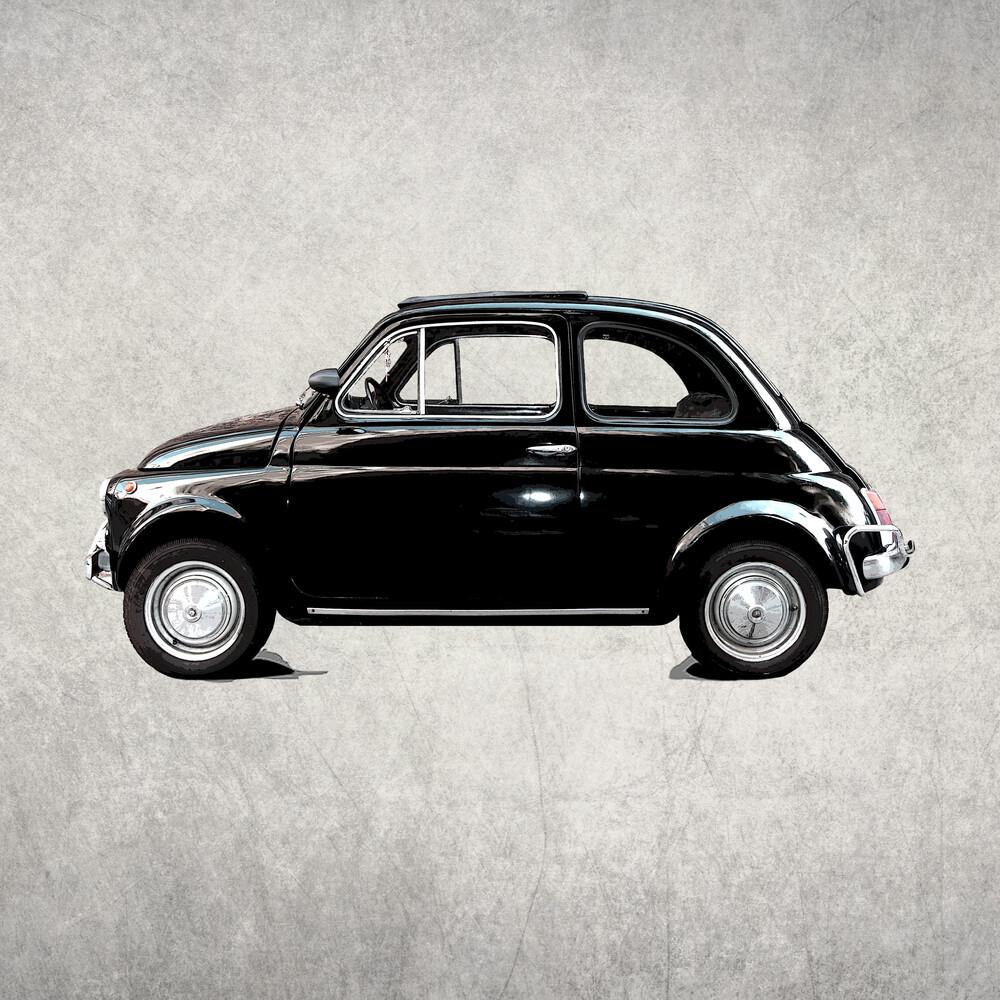 vintage car - fotokunst von Steffi Louis