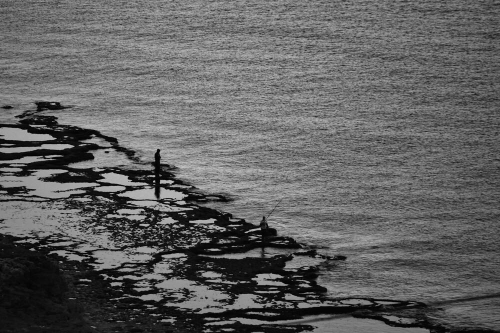 Fishermen - fotokunst von Martin Erichsen