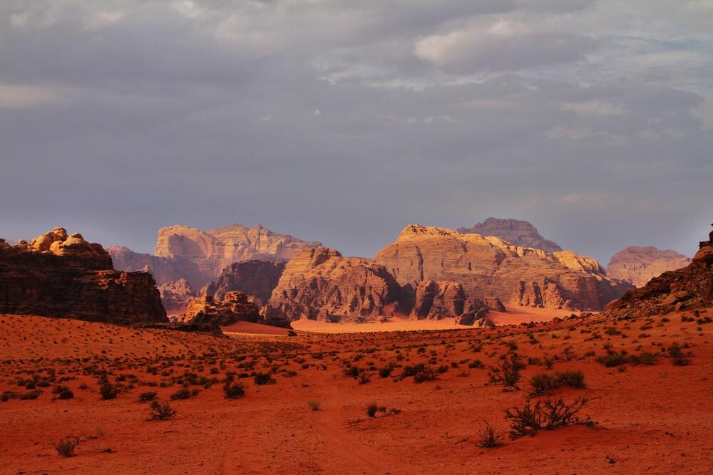 Wadi Rum - Fineart photography by Martin Erichsen
