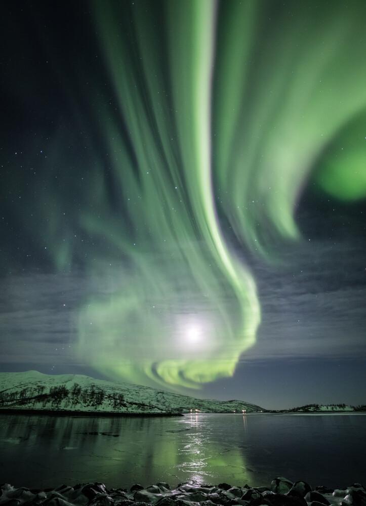 The Moondance - fotokunst von Sebastian Worm
