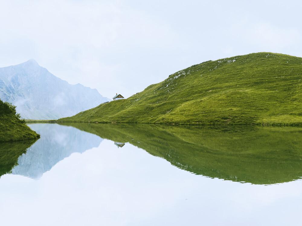 Schrecksee - fotokunst von Timo Maier