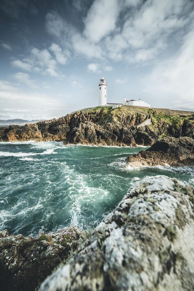 Fanad Head Lighthouse - fotokunst von Philipp Steiger