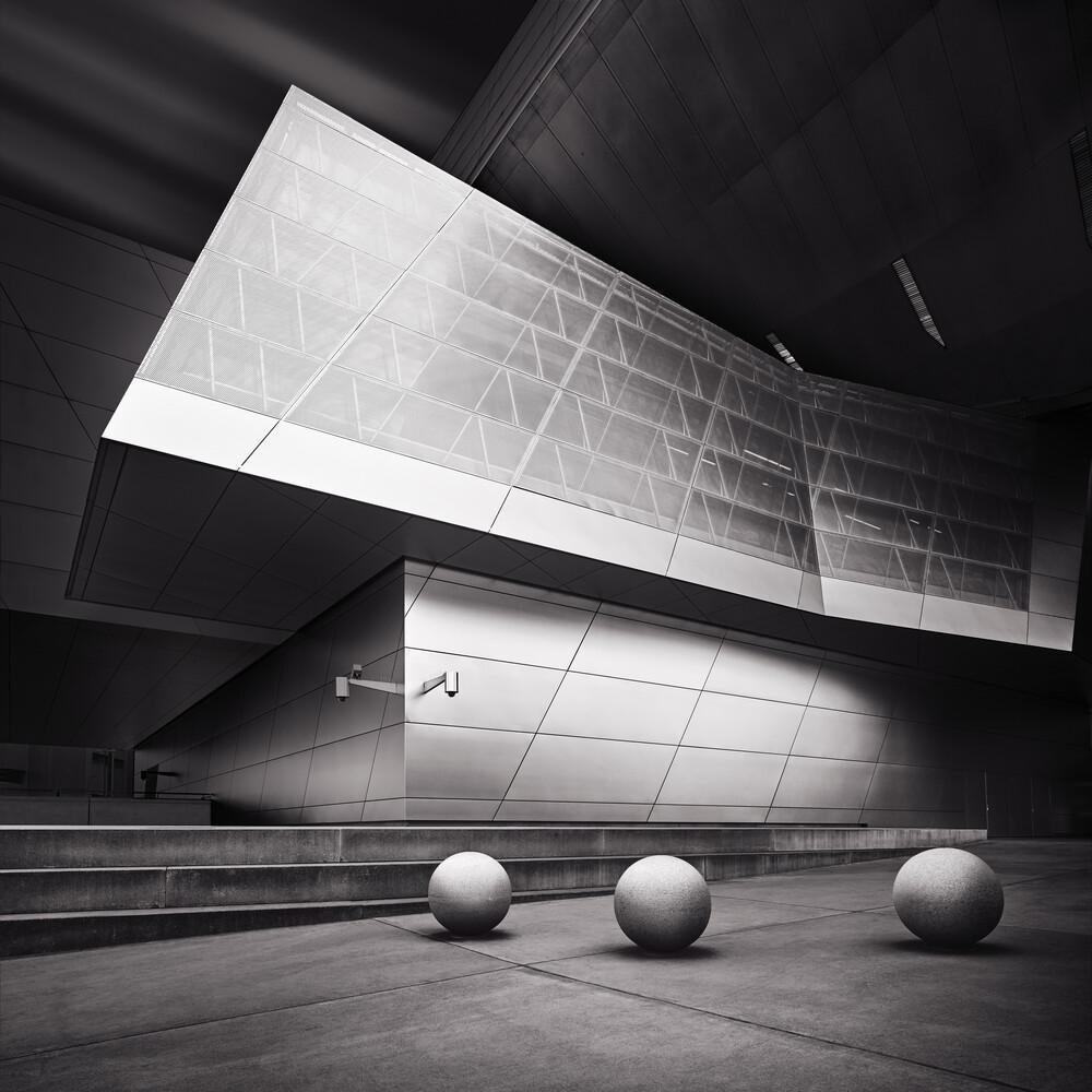 Starship (München) - fotokunst von Richard Grando