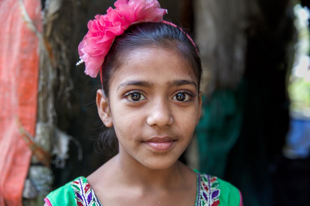 Eyes of Kolkata - fotokunst von Miro May