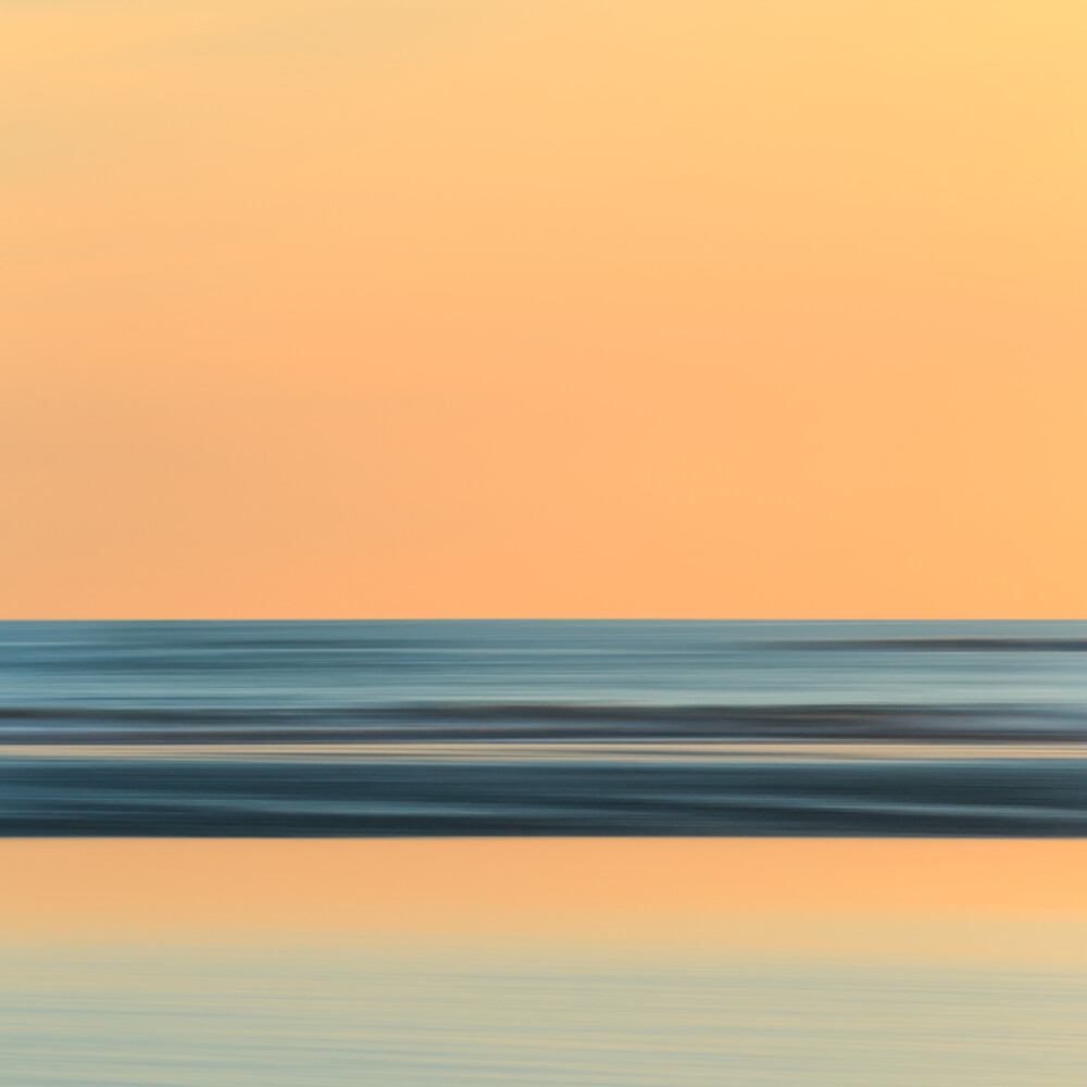 Sunrise at the North Sea - Fineart photography by Holger Nimtz