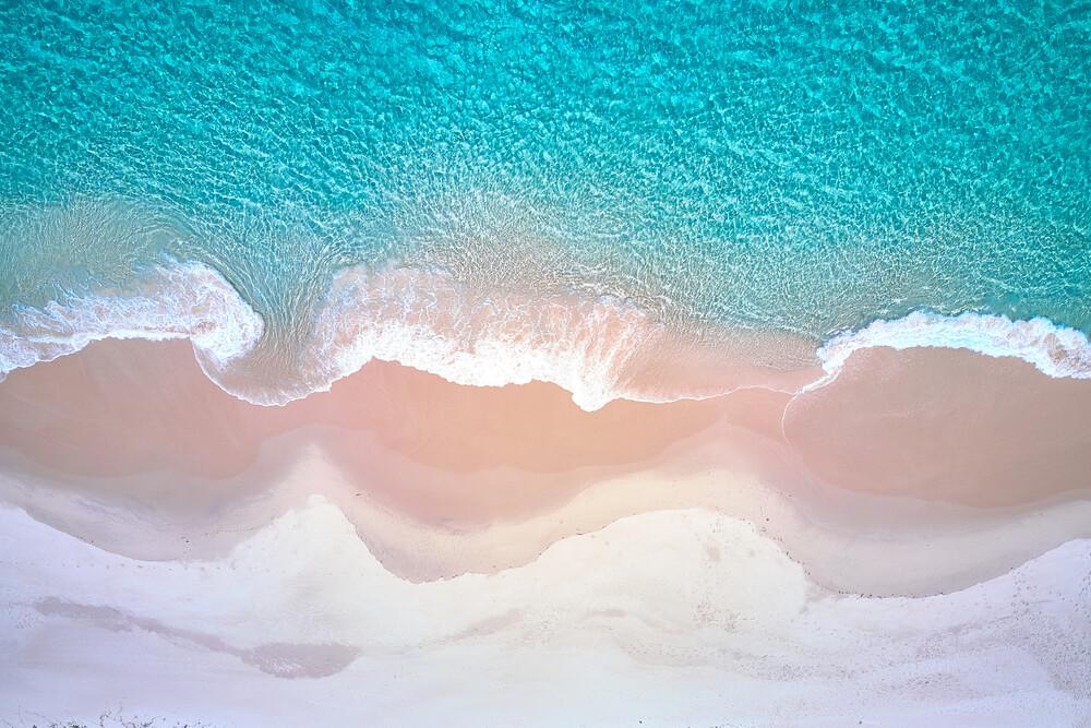The Curl (landscape) - fotokunst von Sandflypictures - Thomas Enzler