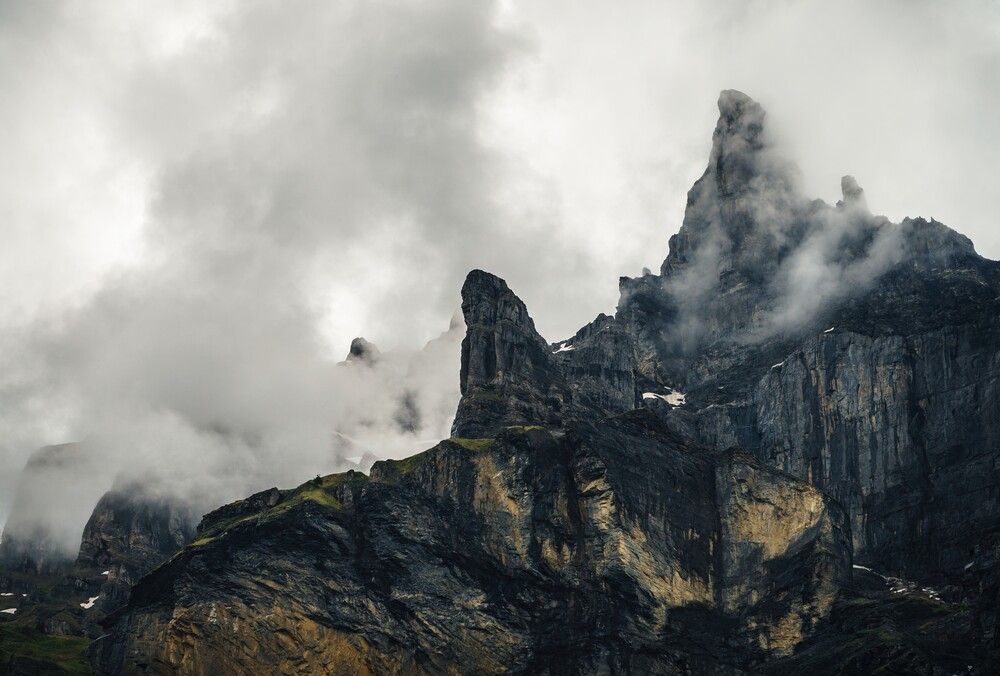 Mountain's Breath - Fineart photography by Alex Wesche