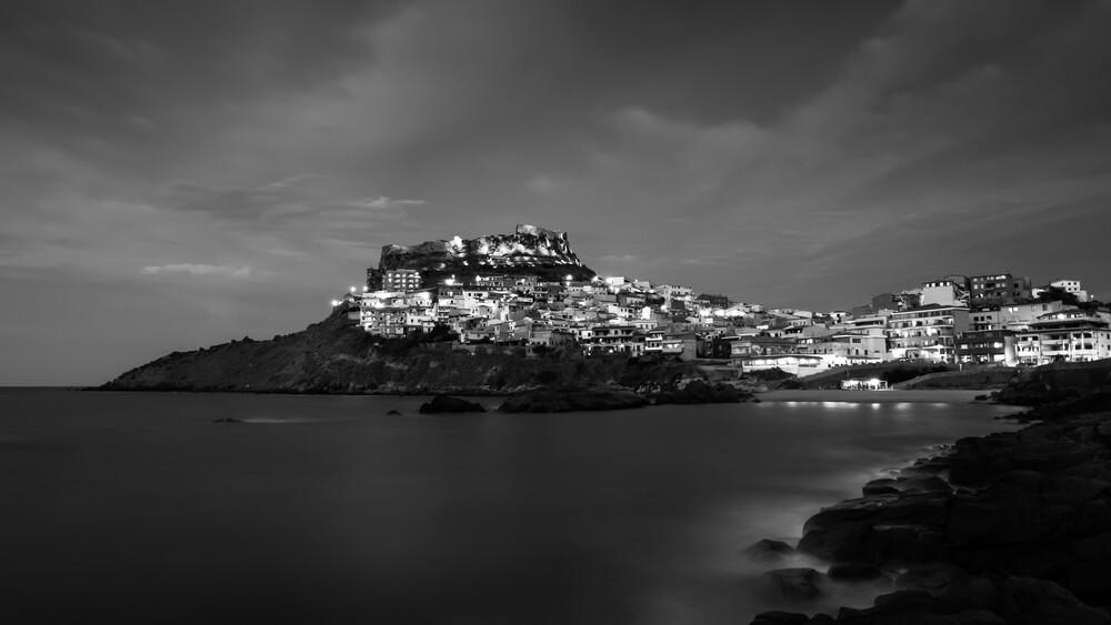 Castelsardo - fotokunst von Christian Janik