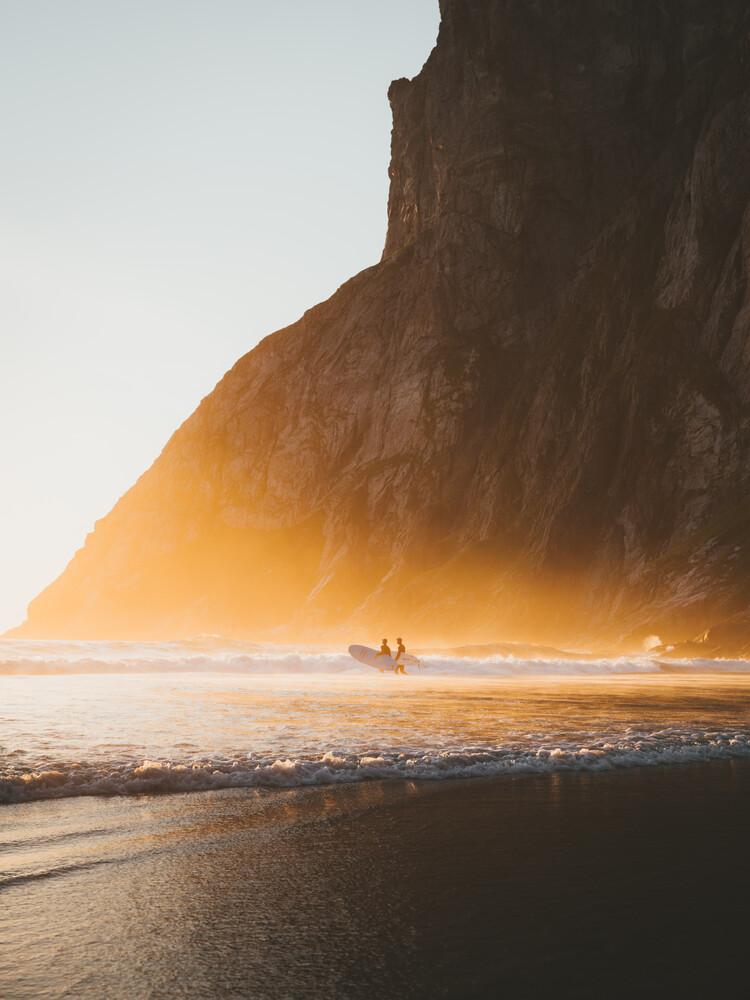 GO SURF. - fotokunst von Philipp Heigel