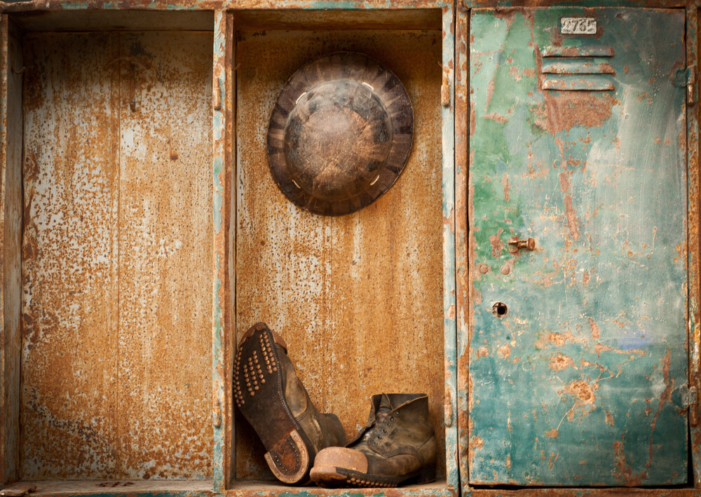 minery  - Fineart photography by Manuela Cao