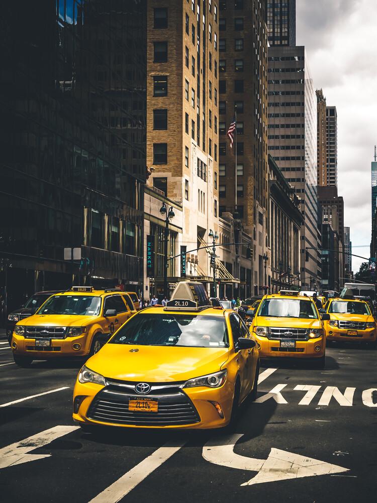 Taxi Squad - fotokunst von Dimitri Luft