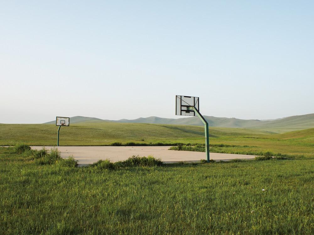 Court, Mongolia (2016) - fotokunst von Franziska Söhner