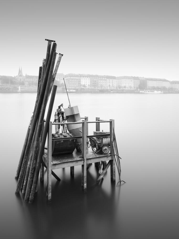 Warehouse - Prag - Fineart photography by Ronny Behnert