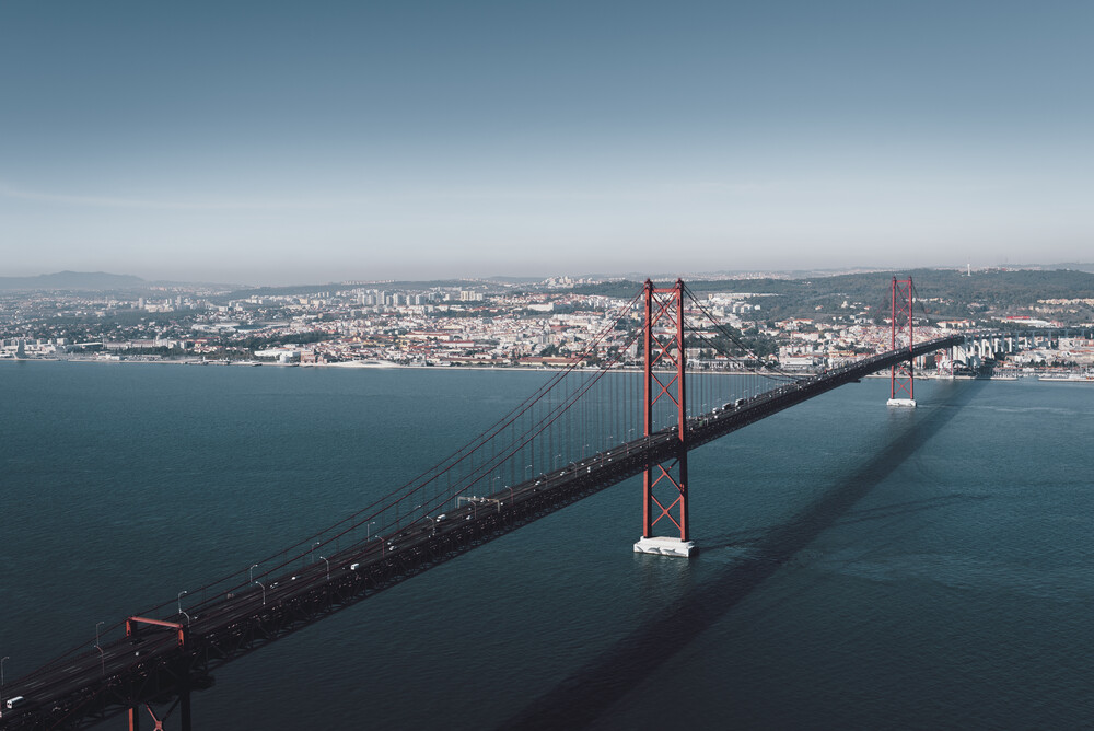 Build bridges not walls - Fineart photography by Christian Seidenberg