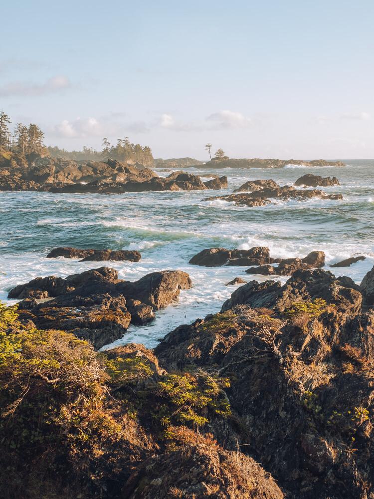 Pacific Rim Trail II - fotokunst von Manuel Gros