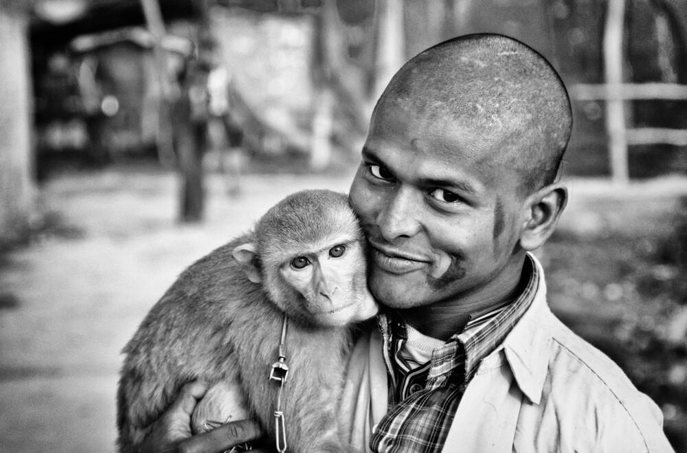 Beste Freunde - fotokunst von Victoria Knobloch