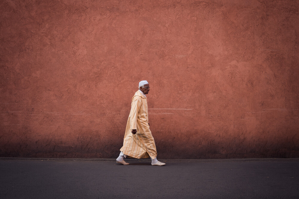 Streets of Morocco - fotokunst von Thomas Christian Keller