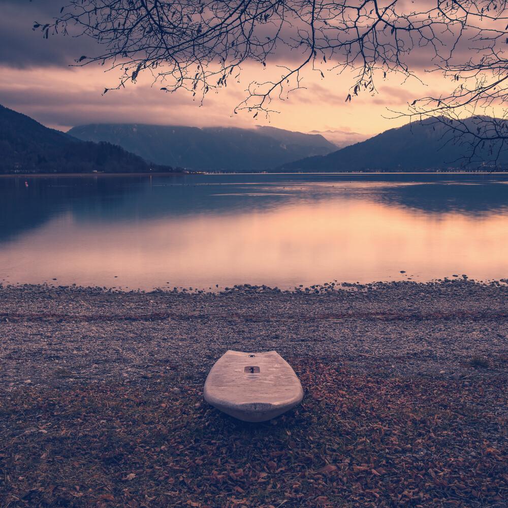Surfboard - fotokunst von Franz Sussbauer