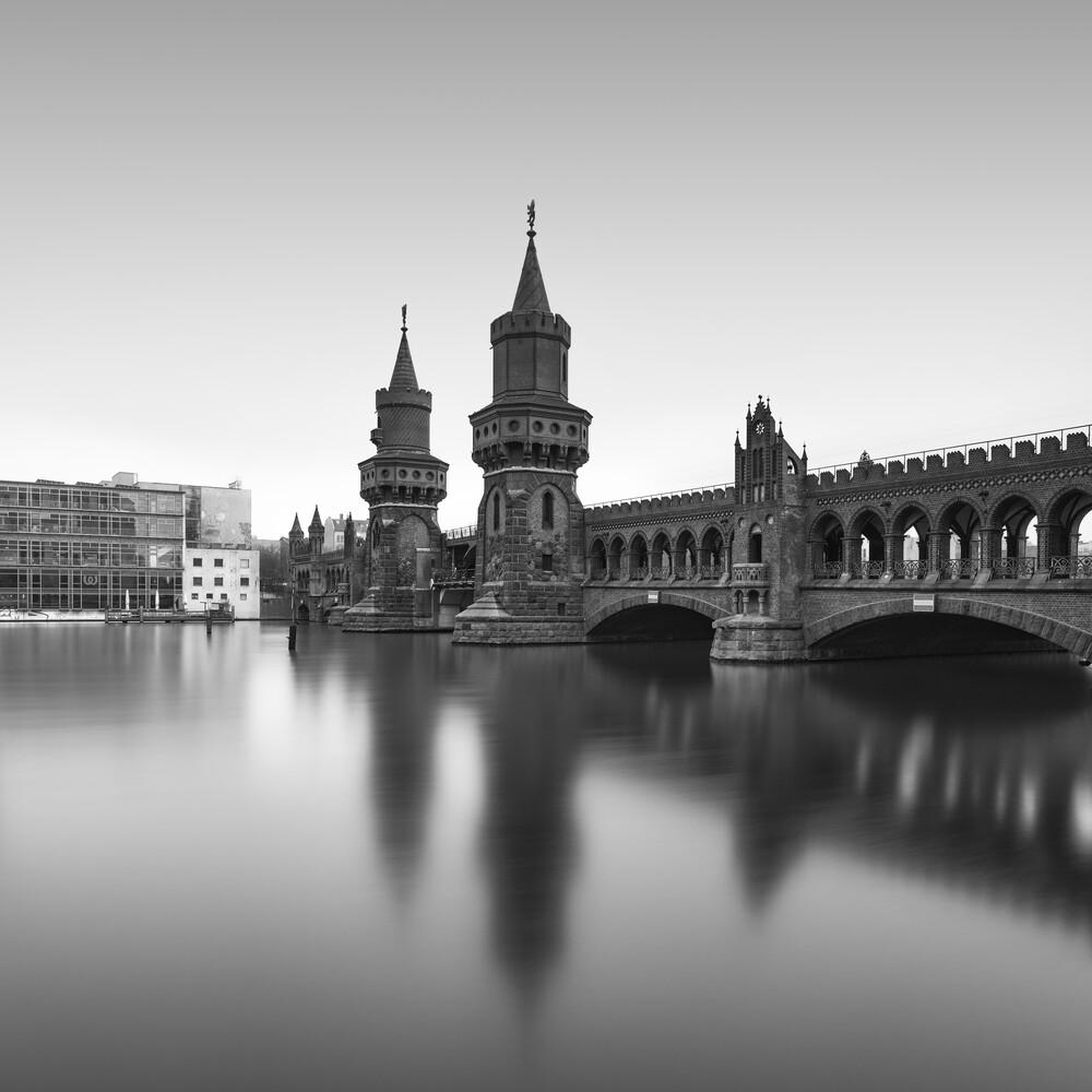 Oberbaumbrücke Berlin - fotokunst von Ronny Behnert
