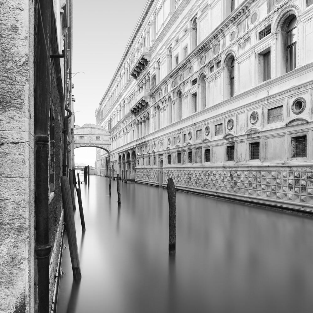 Ponte dei Sospiri Venezia - fotokunst von Ronny Behnert