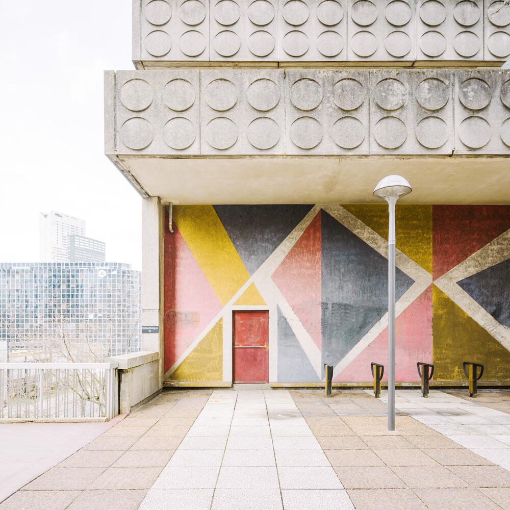 La Défense 01 - fotokunst von Matthias Heiderich