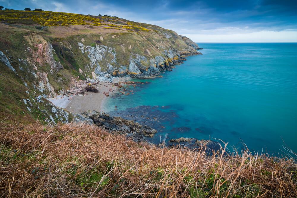 Howth - Irlands malerische Küste - fotokunst von Martin Wasilewski