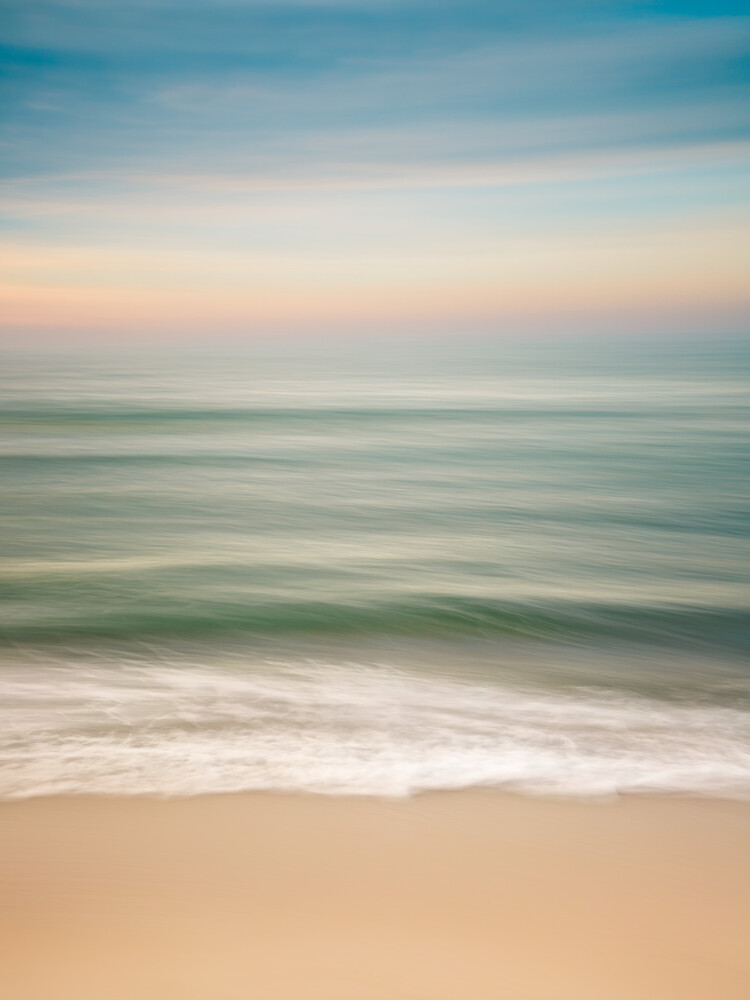 Paradise Sea - fotokunst von Holger Nimtz