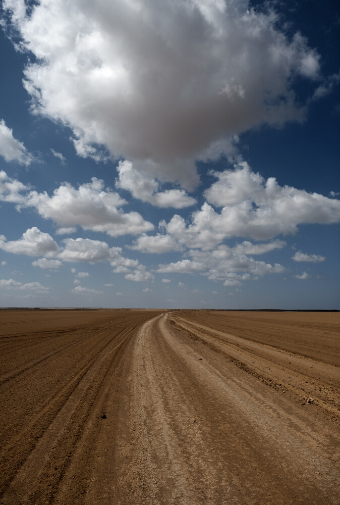 Clouds Over La Guajira - Fineart photography by Michael Evans