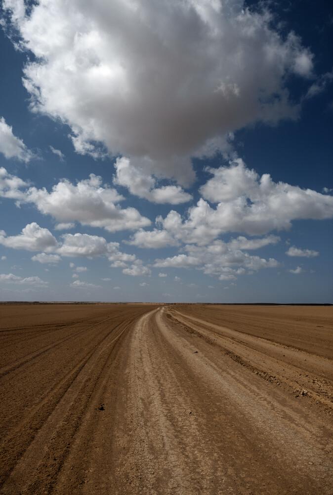 Clouds Over La Guajira - fotokunst von Michael Evans