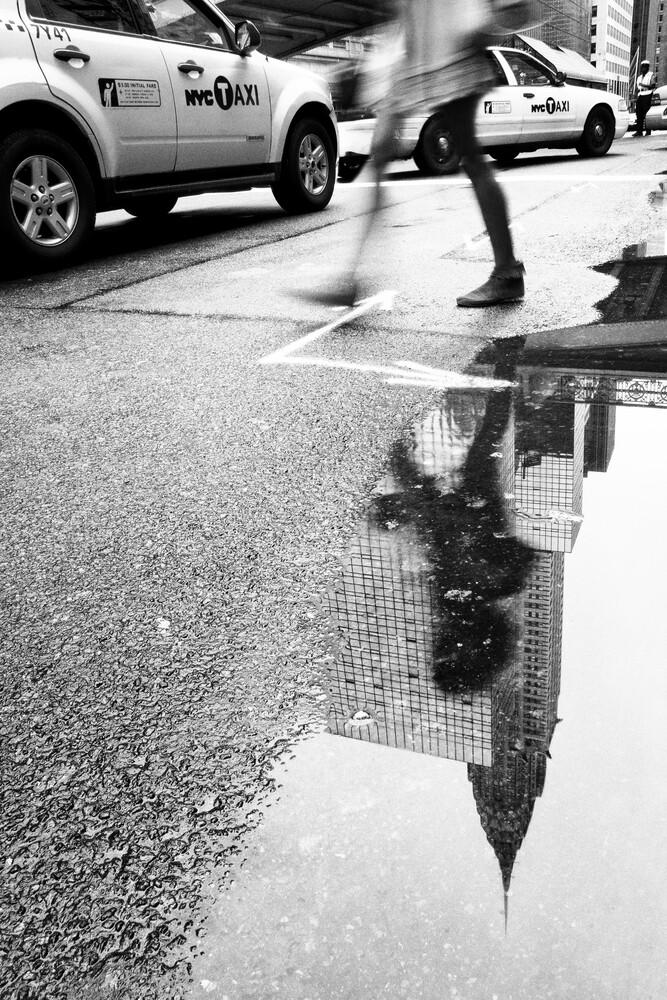 After the Rain - fotokunst von Rob van Kessel