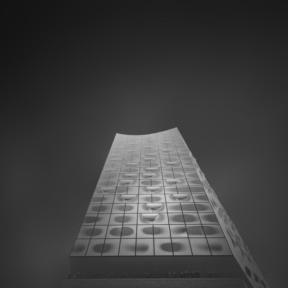 Elbphilharmonie Hamburg - fotokunst von Dennis Wehrmann