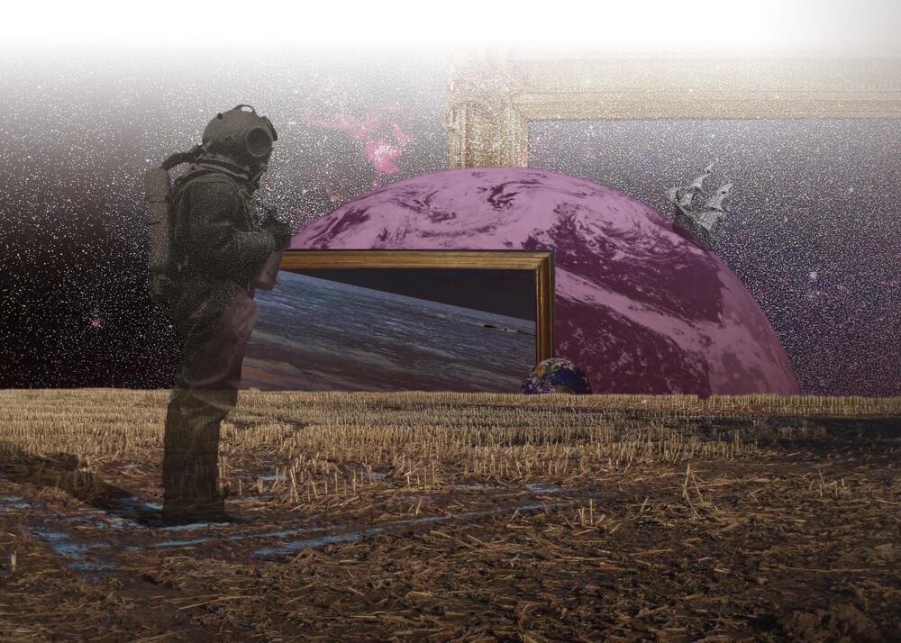 atmosphere · crossing - fotokunst von Marko Köppe