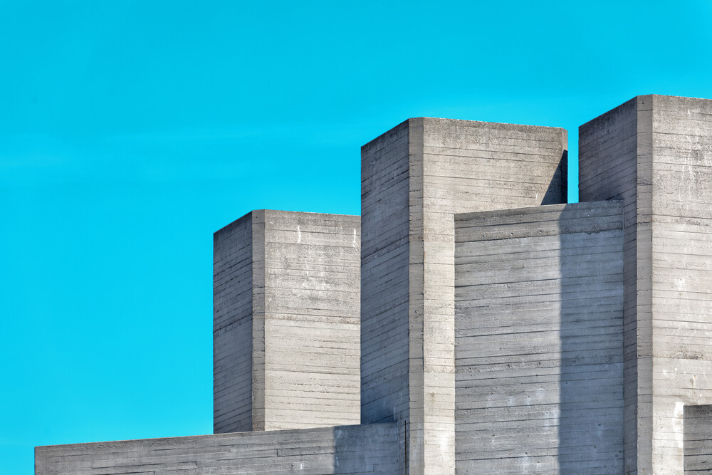 National Theatre No. 04 - Fineart photography by Michael Belhadi