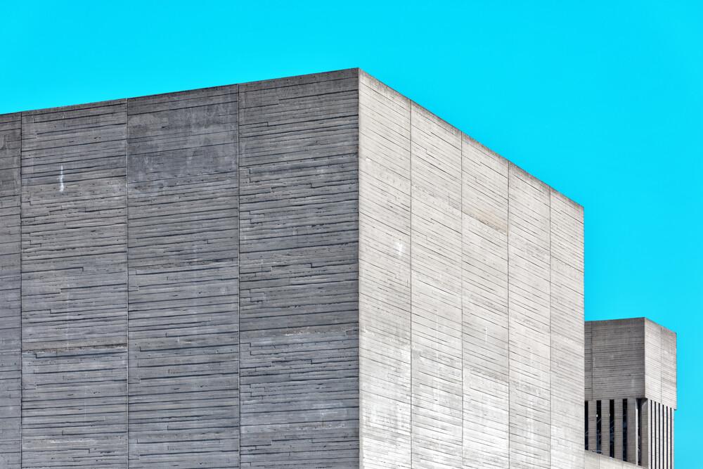 National Theatre No. 05 - fotokunst von Michael Belhadi