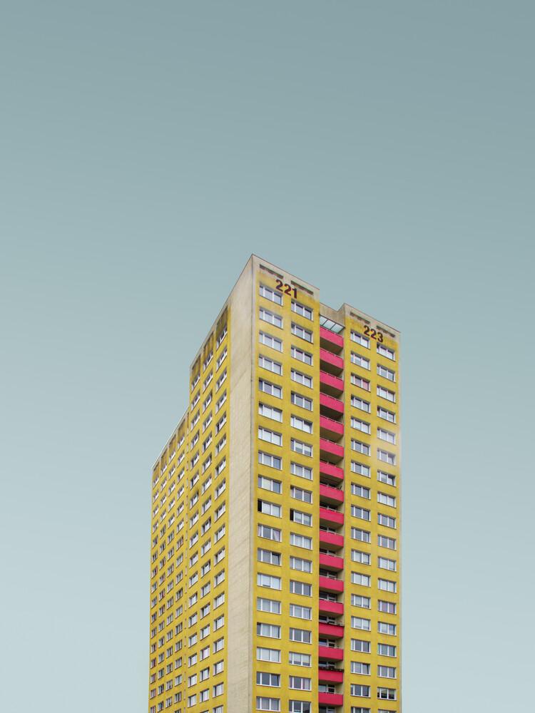 BLN MRZ 12 - fotokunst von Simone Hutsch